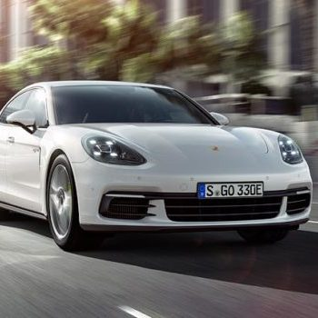 Porsche Unveils Panamera 4 E-Hybrid PHEV