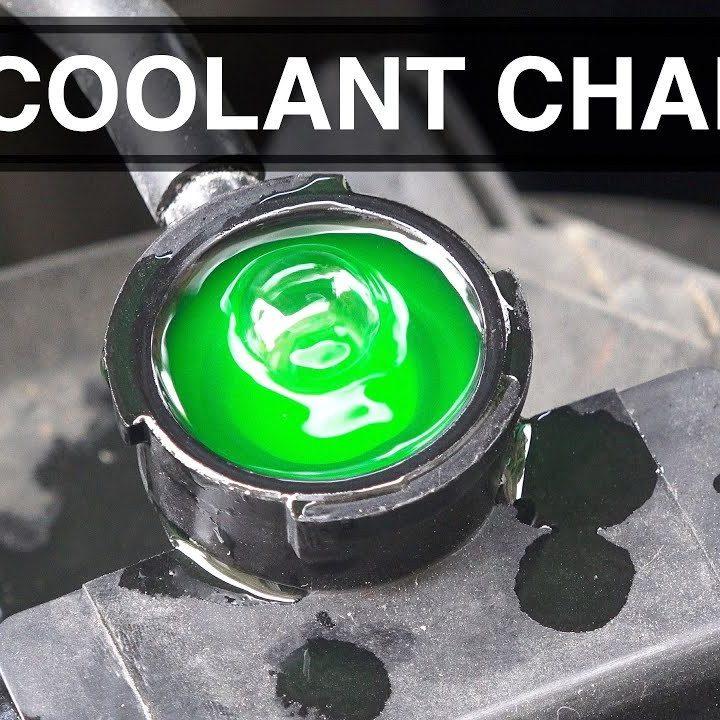Changing Radiator Coolant